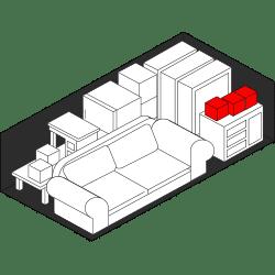 living room items