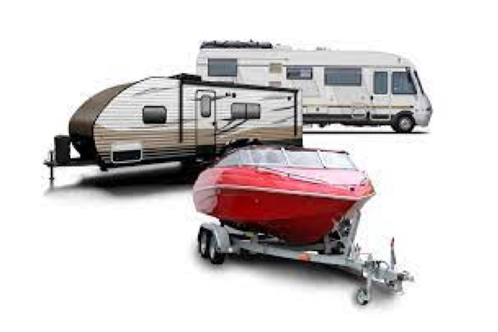trailer camper van